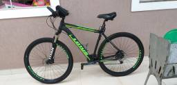 Bicicleta Lottus escorpion, toda shimano, quadro 21, aro 29.