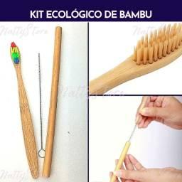 Kit ecológico de Bambu