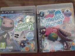 Little Big Planet + Little Big Planet 2 - PS3