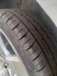 4 pneus novos aro 17