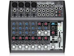 1202fx Xenyx Behringer Mesa De Som Mixer Original com Registro behringer