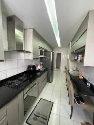 JG  Excelente apartamento no Le Parc! 140m², 3 quartos + Closet