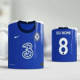 Caneca Personalizada - Chelsea Football Club