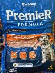 Ração premier super premium 20kg