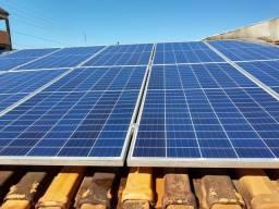 Título do anúncio: Over Power Solar