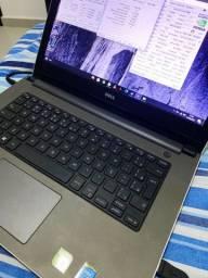 Título do anúncio: Notebook gamer Dell i7 - 5 geração