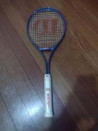 Vendo raquete de tênis nova