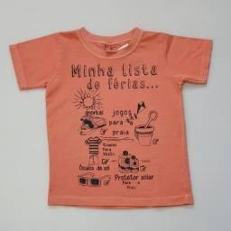 Camiseta infantil Have Fun