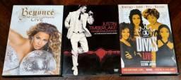 Coleção DVDs Shows