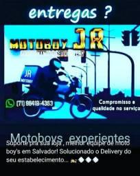 Moto Boy JR