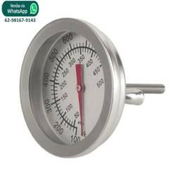 Termômetro Analógico com Haste 50º C a 500ºC