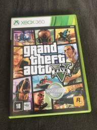 Vendo GTA V para Xbox 360