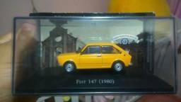 Miniatura CIB Fiat 147 1980