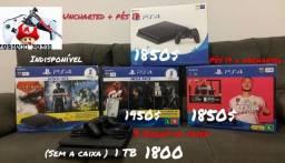 Playstation 4 de 1800 a 1950$