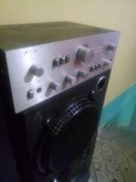 Amplificador polivox modelo3100