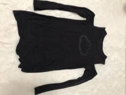Blusa de frio lilica ripilica TAM 10
