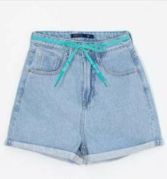 Bermuda Mom Jeans