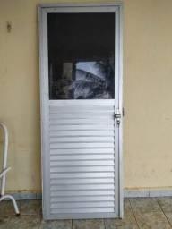 Porta da alumínio escritório