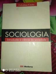 Livro de sociologia Introdução á ciência da sociedade