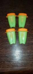 Forma de picolé Tupperware