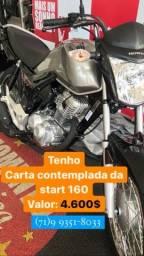 Título do anúncio: Start 160