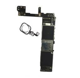 Placa mãe iPhone 6s icloud livre C/ Biometria