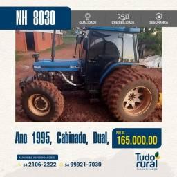 Título do anúncio: Trator New Holland Modelo 8030