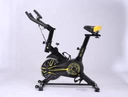 Bike Spining Profissional 6kg de Inergia Nova de Outlet a Pronta Entrega
