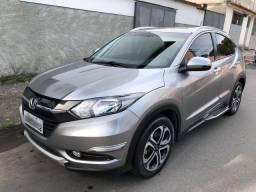 Título do anúncio: Honda HR-V EXL CVT 1.8 16V 2015/2016 (Cinza)