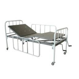 Título do anúncio: Locação de cama hospitalar 2 manivelas