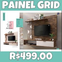 Painel gri