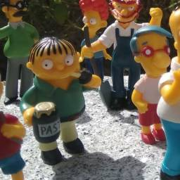 Boneco dos Simpsons Coleção action figure
