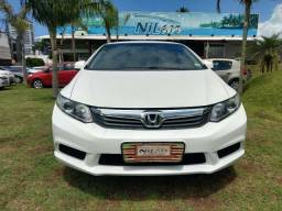Civic Sedan Lxs 1.8 Flex 16v Aut. 4p - 2013