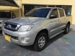 Toyota Hilux SR CD 2.5 4x4 Diesel - 2009