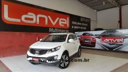 KIA SPORTAGE 2012/2013 2.0 EX 4X2 16V FLEX 4P AUTOMÁTICO - 2013