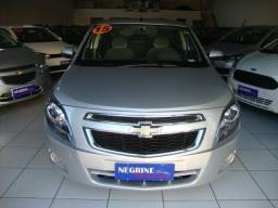 Gm - Chevrolet Cobalt 1.8 LTZ 2015 Automatico Top - 2015