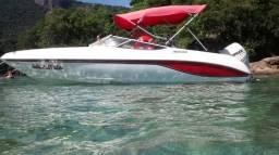 Usado, Passeio de Lancha na Ilha Grande e Costa Verde Barco Aluguel comprar usado  Mangaratiba