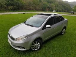 Fiat Grand Siena 2013 Teto Solar !!! Lindo Mais de R$12.000 de acessórios - 2013