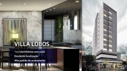 Apartamento à venda com 1 dormitórios em Centro, Passo fundo cod:11382