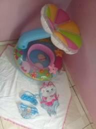 Kit banho para bebê