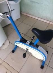 Bicicleta ergométrica caloi em ótimo estado