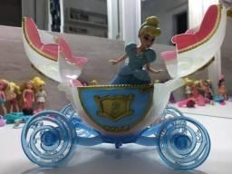 Princesa com carruagem