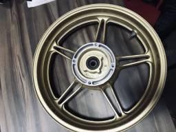 Roda da CB 300 traseiro original nova