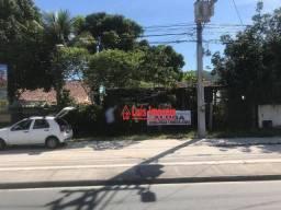 Terreno para alugar, 600m² por R$2.900/mês - Itaipu - Niterói/RJ - TE0705