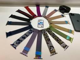 Pulseira magnética para Apple Watch