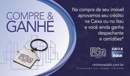 Cobertura à venda com 1 dormitórios em Caiçara, Belo horizonte cod:3365