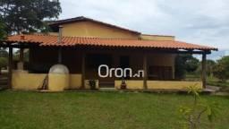 Chácara com 5 dormitórios à venda, 98275 m² por r$ 800.000,00 - zona rural - caldas novas/