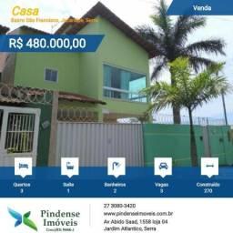 Casa duplex em Jacaraípe, 350m²