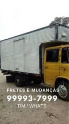 JJ Fretes e Mudanças. João 99993.7999 Tim e Whats