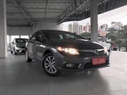HONDA CIVIC 1.8 LXS 16V FLEX 4P AUTOMÁTICO - 2015